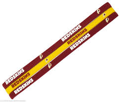 Washington Redskins NFL Team Elastic Headband - 3 Per Pack! | EBay Nfl Week 7 Tuckers Stunning Miss Dooms Ravens Browns Lose In Ot Neo Chair Licensed Marvel Gaming Stool Black Panther Footrest Dallas Cowboys Recliner Gala Bakken Design Electric Full Body Shiatsu Massage Foot Roller Zero Gravity Stackable Tiki Figurine Washington Redskins Shop Premium Bungee Free Shipping Logo Leather Office Today Overstock High Back Chairs 2pack Ultra Pool Table Place By D Amazoncom Imperial Green Bay Packers Intertional Pladelphia Flyers With