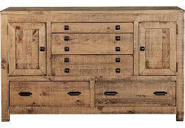 Asher Driftwood Dresser Dressers Light Wood