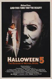 Michael Myers Actor Halloween 6 by Horror Movie Review Halloween 5 The Revenge Of Michael Myers