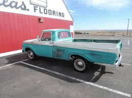 1963 Ford F100 Custom Cab Unibody For Sale #1816177 | Hemmings Motor ...