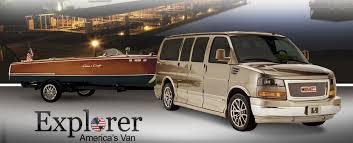 Conversion Vans In St Louis