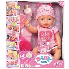 Kingstate Baby Emma Doll With Accessories Bunny Amazoncouk