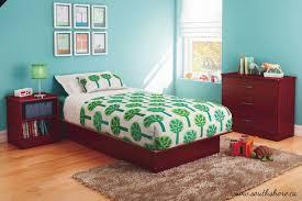 South Shore Libra Dresser by Fingerhut South Shore Libra 3 Pc Twin Bedroom Set Cherry