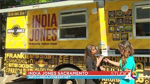 India Jones Food Truck | FOX40