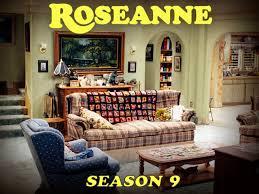 Roseanne Halloween Episodes by Amazon Com Roseanne Season 9 Roseanne Barr John Goodman Laurie