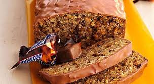 cake aux snickers