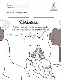 Coloring Books New Kindness Pages