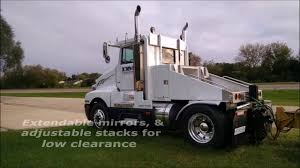 100 Toter Trucks 1992 Kenworth Custom T600 25FT Flatbed Trailer With