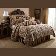 Michael Amini Lucerne Luxury Bedding Set CMW Sheets & Bedding