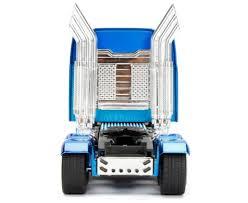 100 Optimus Prime Truck Model Jual Diecast Mobil JADA Transformers Metal 1 24