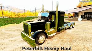 Peterbilt 388 Heavy Haul V1.0 For FS 17 » Download FS 17 Mods For ... Used Sales Opperman Son 2014 Peterbilt 386 Heavy Spec Heavyhaul Tractor Missauga On Peterbilt Truck Trend Legends 1989 379 Ta Heavy Haul Truckingdepot 2018 389 Legendary Teal Youtube American Historical Society Joe Brabhams Most Recent Flickr Photos Picssr Very Nice Triaxle And The Cat Track Machine Totally Friday April 1 Mats Parkglindamood Hauling Tankers Equipment Photos Haul Heavy Trucks Pinterest Internet Rigs