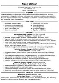 Executive Key Account Manager Resume Examples Ideas Of Cover Letter Great It