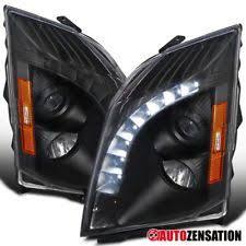 headlights for cadillac cts ebay