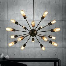 Industrial Hanging Lights Pendant Light For Bedroom Vintage Lamp White Dining Room Restaurant Lamps Modern