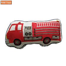 100 Kids Fire Truck Bed 2019 Cute Train Football Dinosaur Plane Shape Pillow