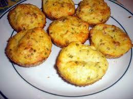 cuisiner le choux fleur recette de muffins aux chou fleurs lardons et comté