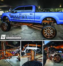 100 Bully Truck Accessories Website One Of The Dog SEMA Builds AlligatorPerformance