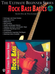 Ultimate Beginner Series Mega Pak Rock Bass Basics