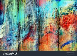 Vintage Natural Texture In Multicolor Paint Color Wood Background Textures Colorful Wooden Floor