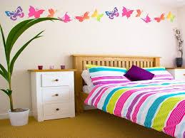 Teenage Girls Bedroom Wall Painting DIY