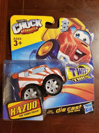 TONKA CHUCK & Friends Kazuo The Tuner Truck Die Cast Hasbro Ages 3+ ... Amazoncom Chuck Friends My Talking Truck Toys Games Hasbro Tonka And Fire Suvsnplow Bull Dozer Race Gear Dump From The Adventures Of 2 Rowdy Garbage Red Pickup 335 How To Change Batteries In Rumblin Solving Along Nonmoms Blog Chuck Friends Handy Tow Truck From 3695 Nextag Tonka Chuck Friends Racin The Dump Truck By Motorized Toy Car Users Manual Download Free User Guide Manualsonlinecom