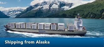 Kachemak Gear Shed Shipping by Span Alaska Shipping To Alaska Shipping From Alaska Shipping
