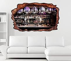 3d wandtattoo bar alkohol disko nachtleben selbstklebend wandbild wohnzimmer wand aufkleber 11l2229 wandbild größe f ca 97cmx57cm