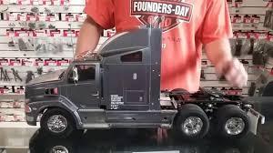 100 1 4 Scale Rc Semi Trucks Scale Tamiya Semi And Trailer Show And Tell YouTube