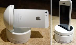 Review Motrr s Galileo motorized iPhone dock for panoramic photo