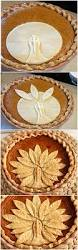 Keeping Pumpkin Pie Crust From Burning by Best 25 Pie Decoration Ideas On Pinterest Pie Crusts Fondant