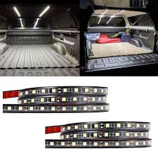 AUDEW 2Pcs 60'' Truck Bed Light Strips Unloading Cargo Light With ... Undcover Ultra Flex Truck Bed Cover 42018 Gmc Sierra 1500 66 Tacoma Rack Active Cargo System For Long 2016 Toyota Trucks Under Led Lighting Interior Designs Ideas Aprivateaffairus Nissan Utilitrack Usa Bed Lights My First Mod World Robin Electronics Ford Fseries Tenth Generation Wikipedia 8pcs White Pick Up Rear Work Box Led Pods Ram Stowe Systems Management Lights Amazoncom Adarac Alinum Alterations