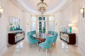 esszimmer design tolle spiegelflächen im esszimmer