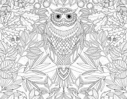 Adult Coloring Book Printable Pages