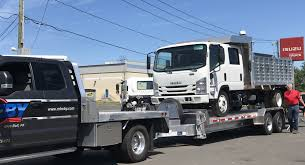 Isuzu & International Truck Dealer In New England