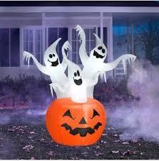 Walmart Canada Halloween Inflatables by 18 Best Halloween Inflatables Images On Pinterest Halloween
