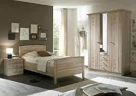 senioren möbel kleiderschrank komfort bett nachtkonsole schlafzimmer set ebay