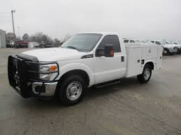 100 Ford F250 Utility Truck 2015 FORD Frankfort KY 5005036189 CommercialTradercom