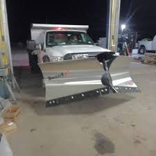 100 Truck Specialties 9 6 SnowEx Stainless HDV Installed Advanced