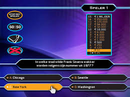 Who Wants To Be A Millionaire 1st Edition Screenshot