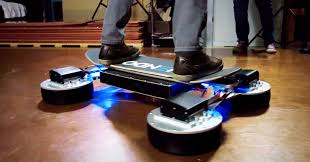 Tony Hawk Tech Deck Half Pipe by Riding The Hendo Hoverboard 2 0 Is Like Levitating The Gnar Wired