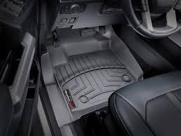 WeatherTech Floor Mats FloorLiner For Ford Super Duty - 2017 - 1st ... Floor Liners Mats Nelson Truck Uncategorized Autozone Thrilling Jeep Car Guidepecheaveyroncom Metallic Rubber Pink For Suv Black Trim To Motor Trend Hd Ecofree Van W Cargo Liner Gmc Sierra Ebay Amazoncom Weathertech Custom Fit Rear Floorliner Ford F250 Antique From Walmarttruck Made Bdk 1piece Ridged And