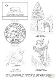Pennsylvania State Flag Coloring Pages Click Symbols Idaho Pa Page