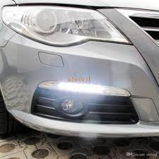 bright led daytime running lights drl for volkswagen passat