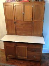 What Is A Hoosier Cabinet Insert by Antique Cabinets U0026 Cupboards 1900 1950 Ebay