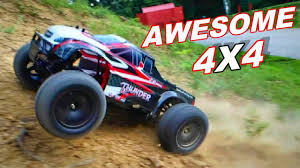100 Rc Truck 4x4 Awesome RC HILL CLIMB 110 Scale ZD Racing 10427 S