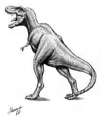 Tyrannosaurus Rex By MALvit