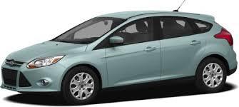 2012 ford focus recalls cars