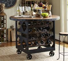 Industrial Chic | Wire Spool, Industrial Chic And Industrial Bar Wonderful Basement Bar Cabinet Ideas Brown Varnished Wood Wine Bottle Rack Pottery Barn This Would Be Perfect In Floating Glass Shelf Rack With Storage Pottery Barn Holman Shelves Rustic Cabinet Bakers Excavangsolutionsnet Systems Bins Metal Canvas Food Wall Mount Kitchen Shelving Corner Bags Boxes And Carriers 115712 Founder S Modular Hutch Narrow Unique Design Riddling