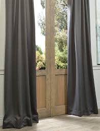 Plum And Bow Blackout Pom Pom Curtains by Best 25 Grey Blackout Curtains Ideas On Pinterest Bedroom