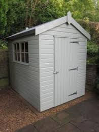 Tin Shed Highland Il by Superior Shed With Valtti Paint Our Customer Was Looking For A